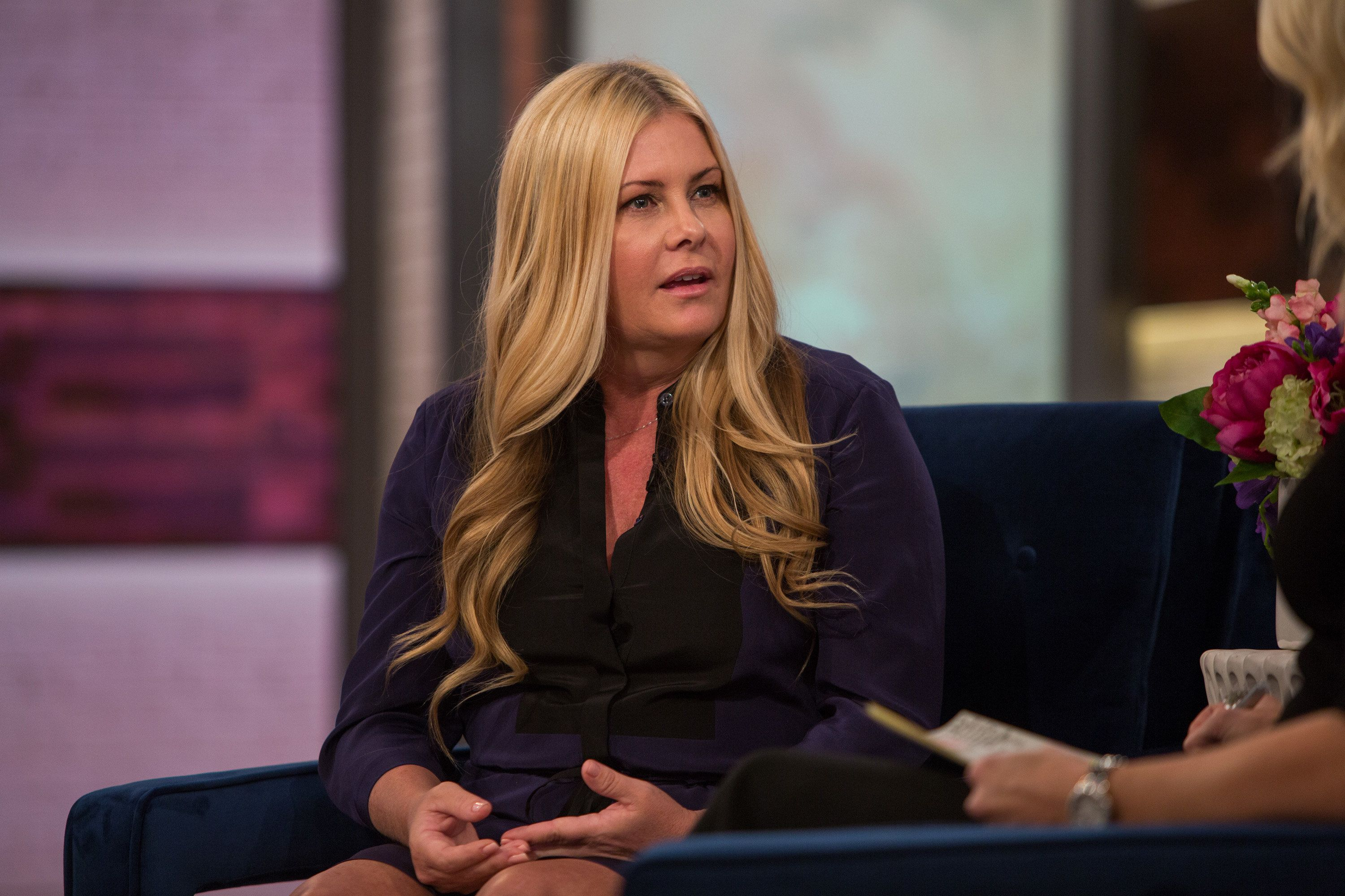 Nicole Eggert files police report accusing Scott Baio of sexual abuse