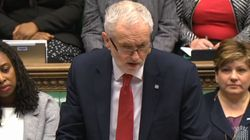 Jeremy Corbyn Attacks Theresa May For 'Relentless' Police Cuts