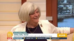 Ann Widdecombe Attempts To Explain Why She Called Meghan Markle