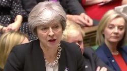 Theresa May Refuses To Rule Out The NHS Being Part Of UK/US Trade