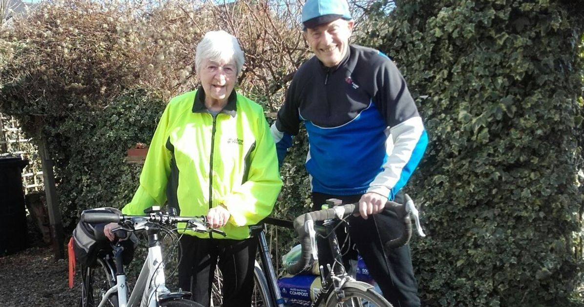 This Couple Found Love Through Cycling And Are Still Biking Together