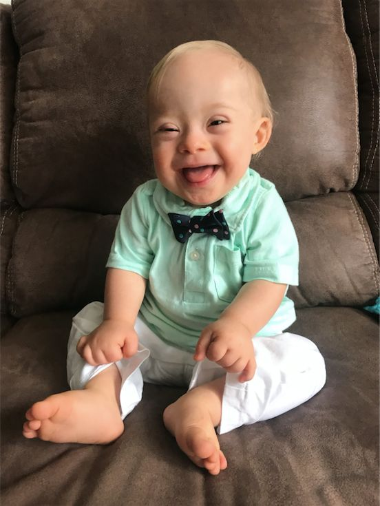 The newest Gerber Baby Photo Search winner is 18-month-old Lucas Warren from Dalton, Georgia.