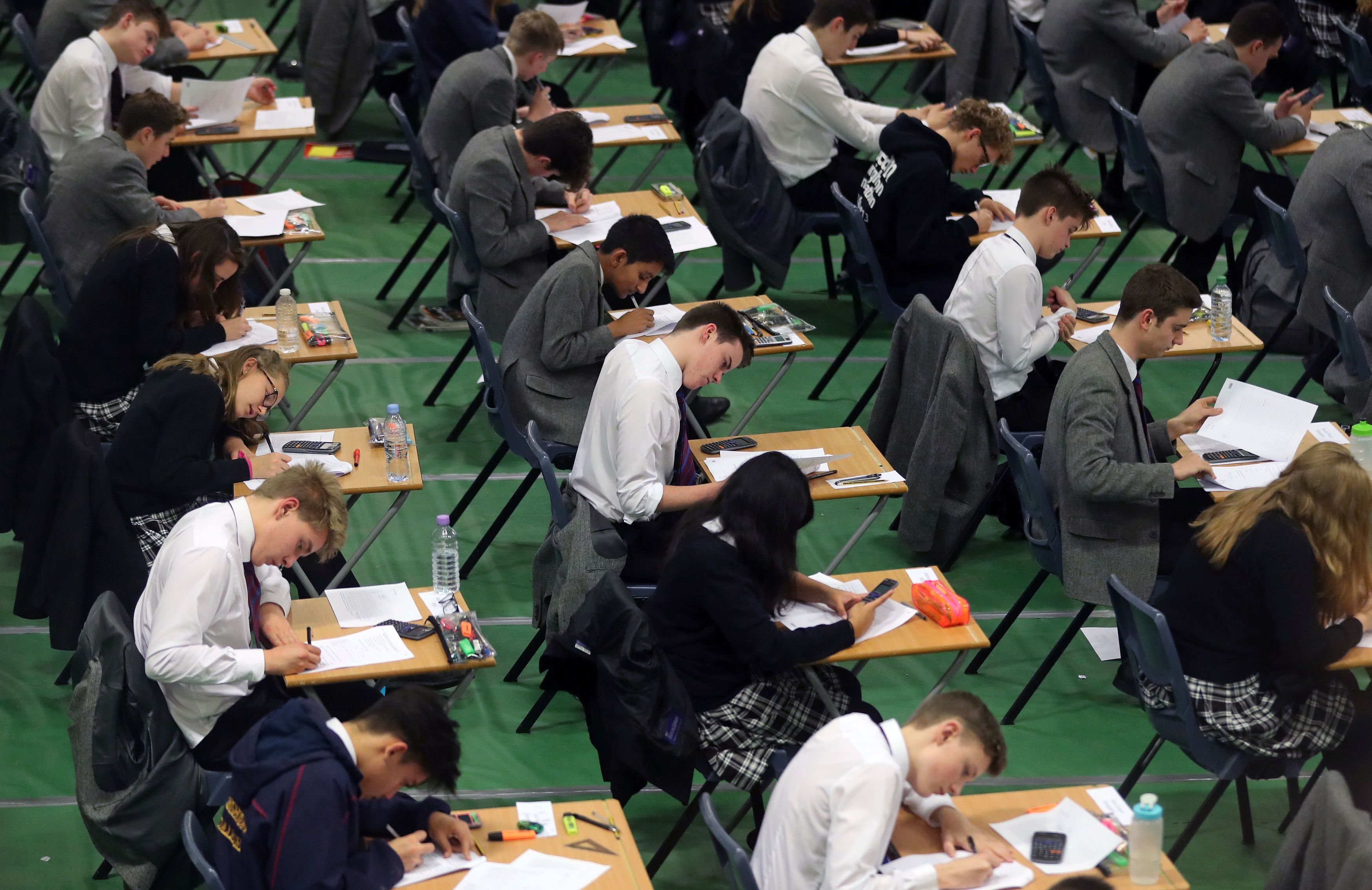 Children Should Sit Exams Earlier To Cope With Test Stress, Says School Standards