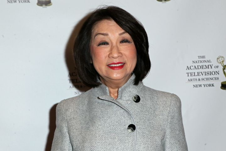 Connie Chung Appears In Groundbreaking Mandarin 'Fresh Off The Boat' Episode