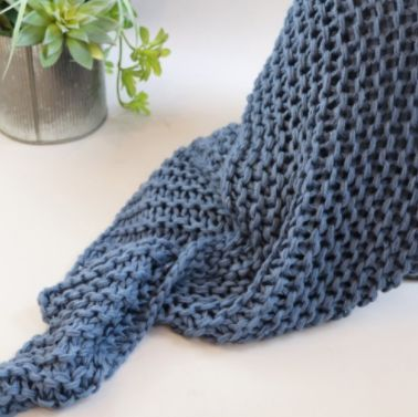 """Get it <a href=""""https://jet.com/product/Leon-Chunky-Knit-Soft-Throw-by-Five-Queens-Court/108c6fc5fc744ec38d989566b1a79514"""" ta"""