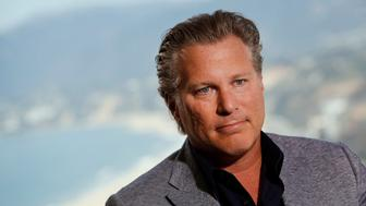 Ross Levinsohn, chief executive officer of Guggenheim Digital Media, listens during a Bloomberg Television interview in Santa Monica, California, U.S., on Wednesday, Sept. 11, 2013. Guggenheim Digital Media operates Billboard, Adweek, and The Hollywood Reporter. Photographer: Patrick T. Fallon/Bloomberg via Getty Images