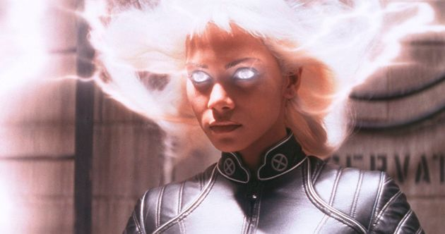 Halle Berry as Storm in