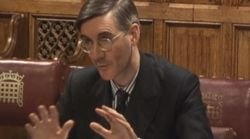 Jacob Rees-Mogg Claims University Scuffle Was 'Not As Dramatic As It