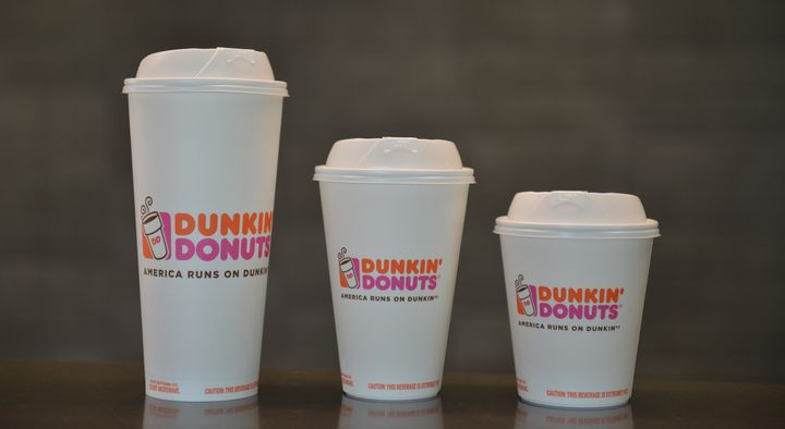 Dunkin Donuts Plans To Finally Get Rid Of Foam Cups By