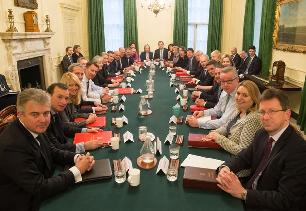 No Breakthrough After Robust Brexit War Cabinet Meeting Huffpost