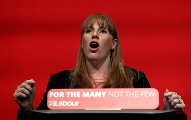 Shadow Education Secretary Angela Rayner has hit out at the