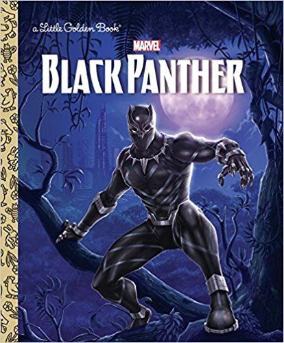 "Get it <a href=""https://www.amazon.com/Black-Panther-Little-Golden-Marvel/dp/1524763888/ref=sr_1_11?amp=&ie=UTF8&keywords=bla"