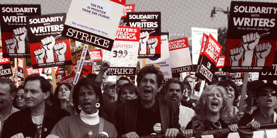 10 Years Ago, Screenwriters Went On Strike And Changed Television