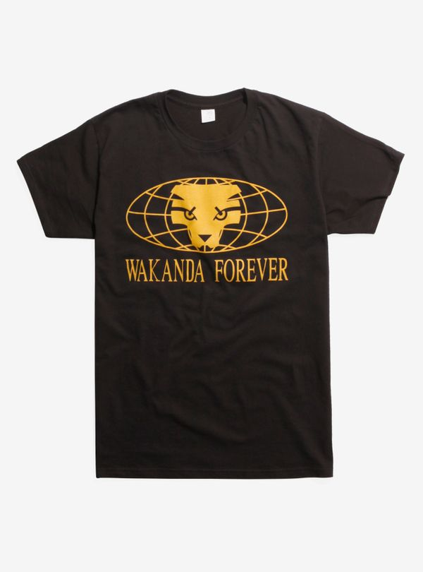 "Get it <a href=""https://www.hottopic.com/product/marvel-black-panther-wakanda-forever-t-shirt/11290429.html"" target=""_blank"">"