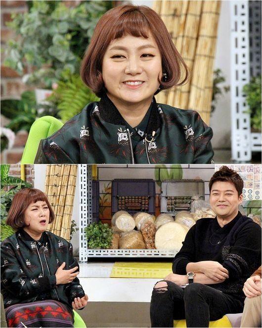 """'해투3' 박나래 """"기안84와 결혼공약 제 정신"""