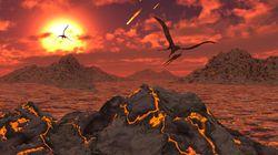 Έρευνα: Ο αστεροειδής που εξαφάνισε τους δεινόσαυρους, πυροδότησε κατακλυσμικές ηφαιστειακές