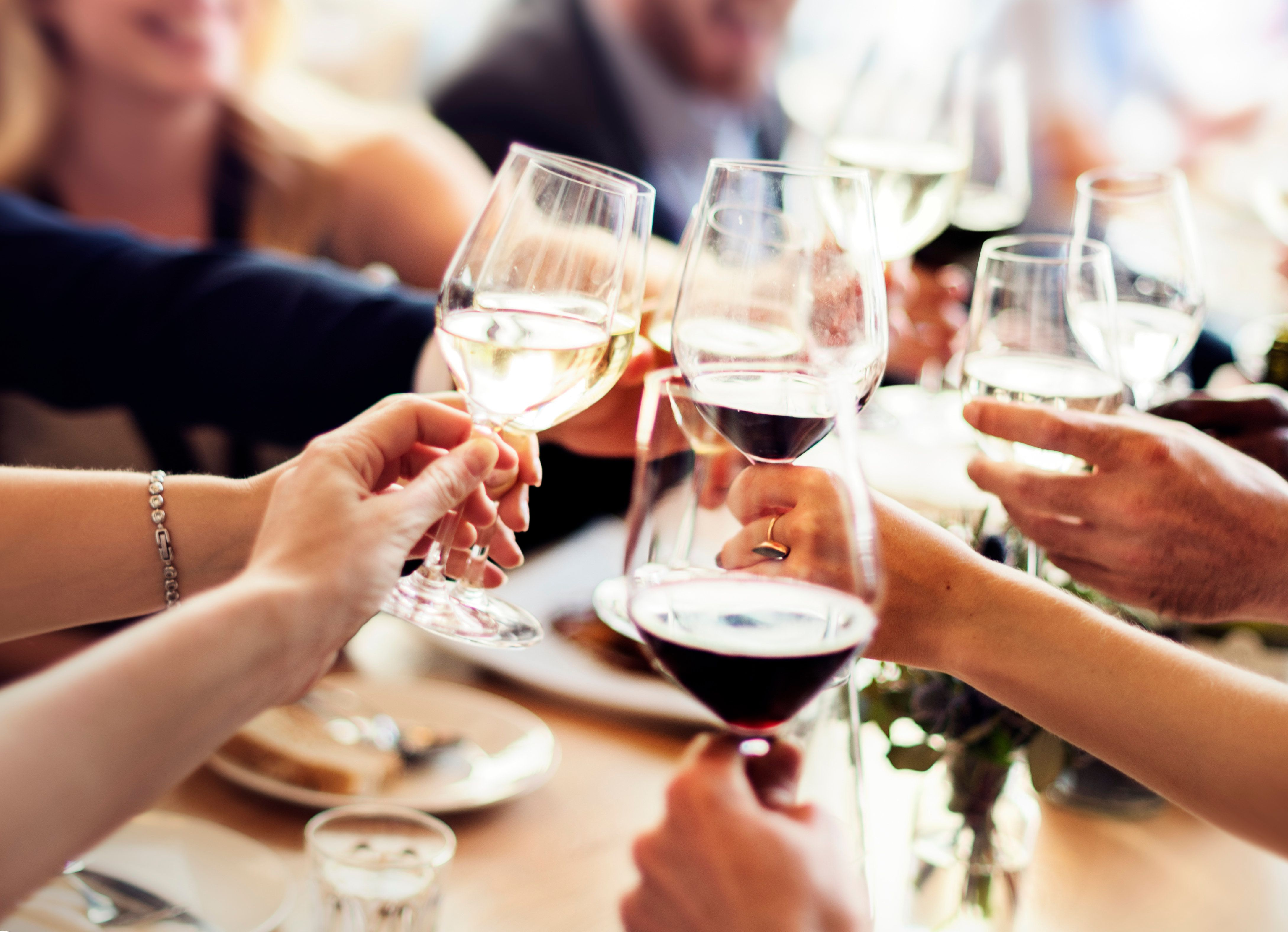 Lower Strength Wine And Beer Could Be Fuelling Lunchtime