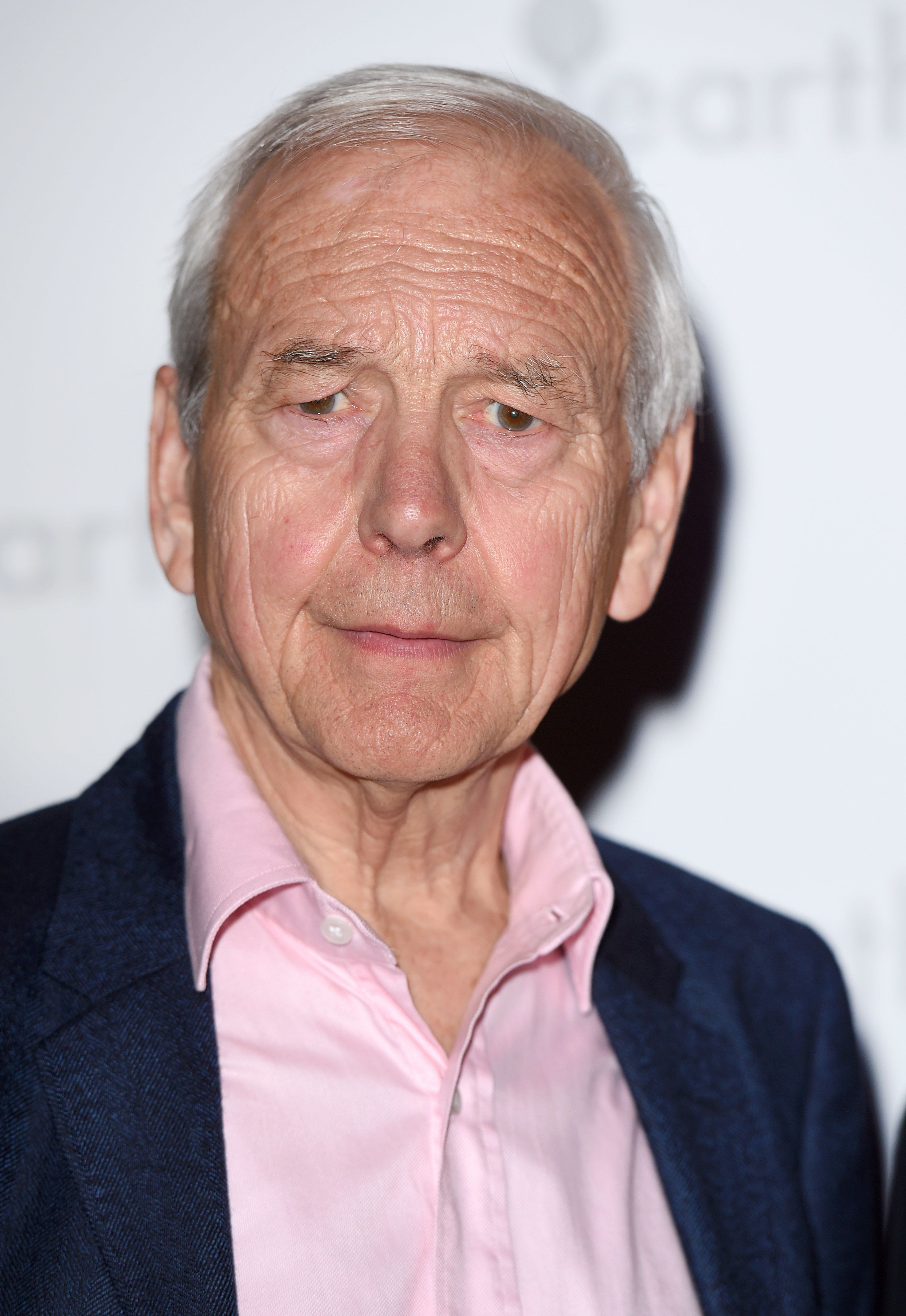 John Humphrys joked with a male colleague about Carrie Gracie's