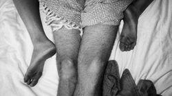 Eine Fotografin hält die intimsten Momente von Paaren