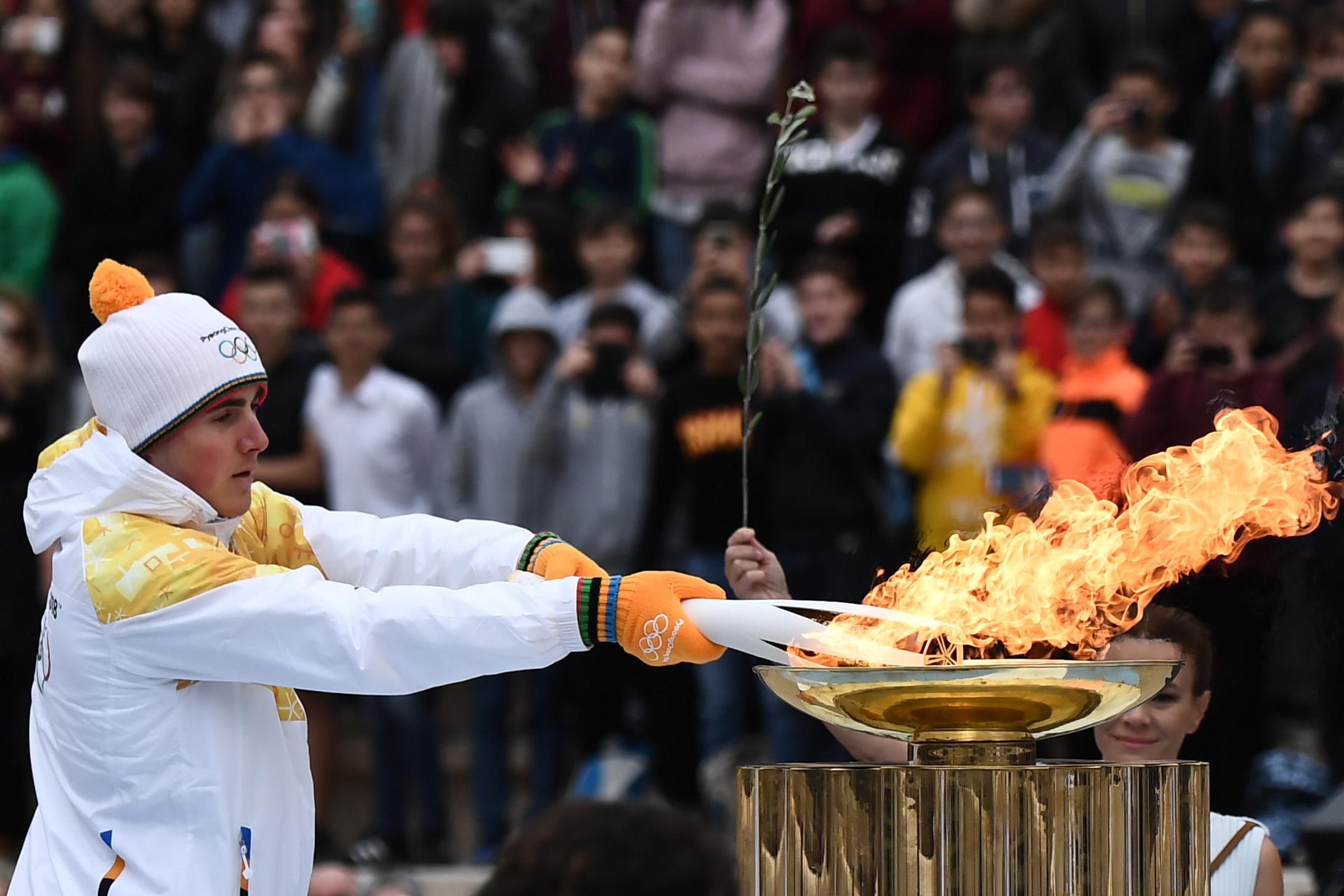 Olympia-Eröffnungsfeier im Live-Stream: Winterspiele in Pyeongchang online