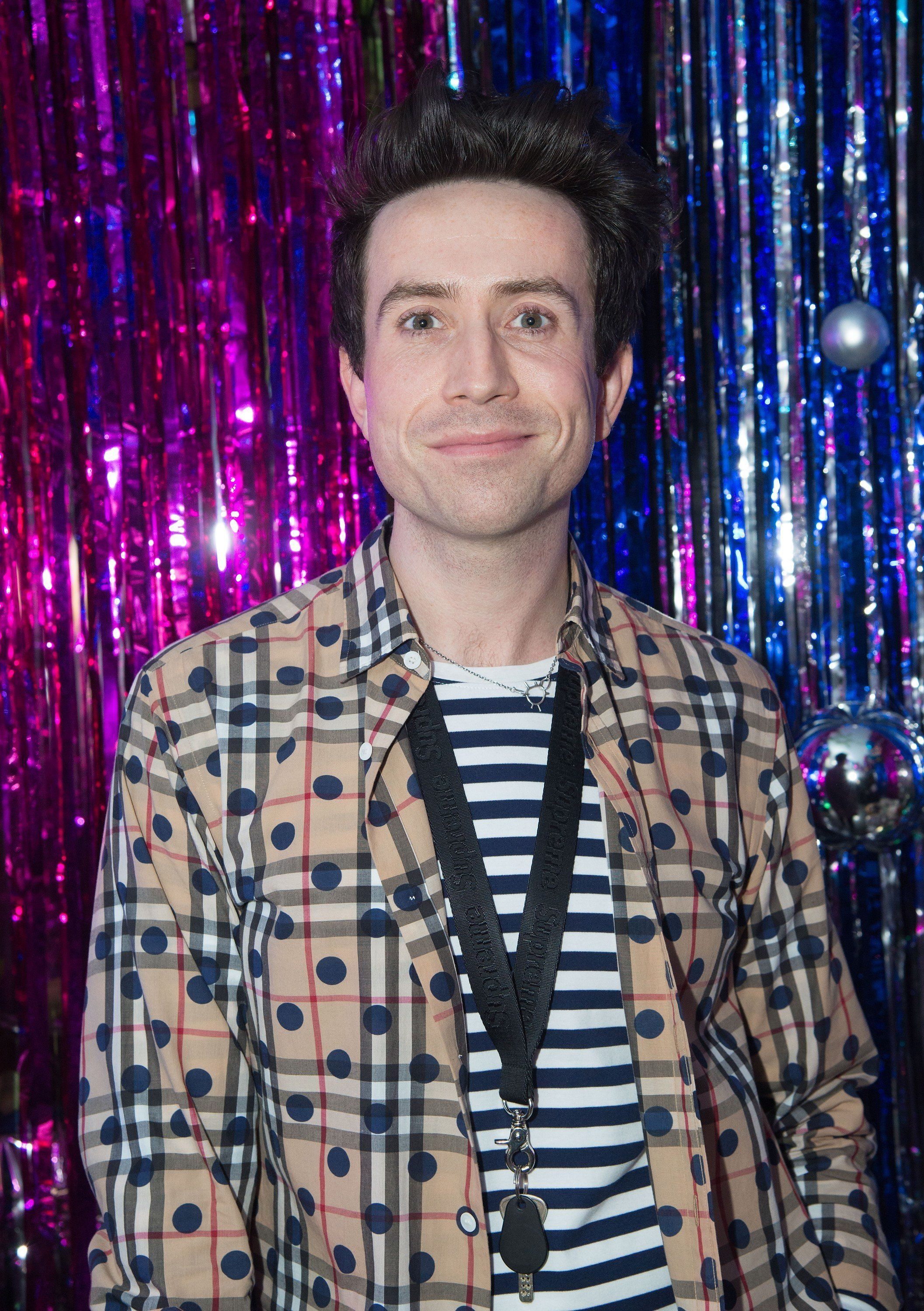 Nick Grimshaw Finally Has A Reason To Celebrate His Radio 1