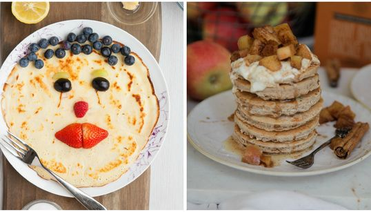 Pancake Day: The Best Fillings For Kids As Chosen By Them (And Their