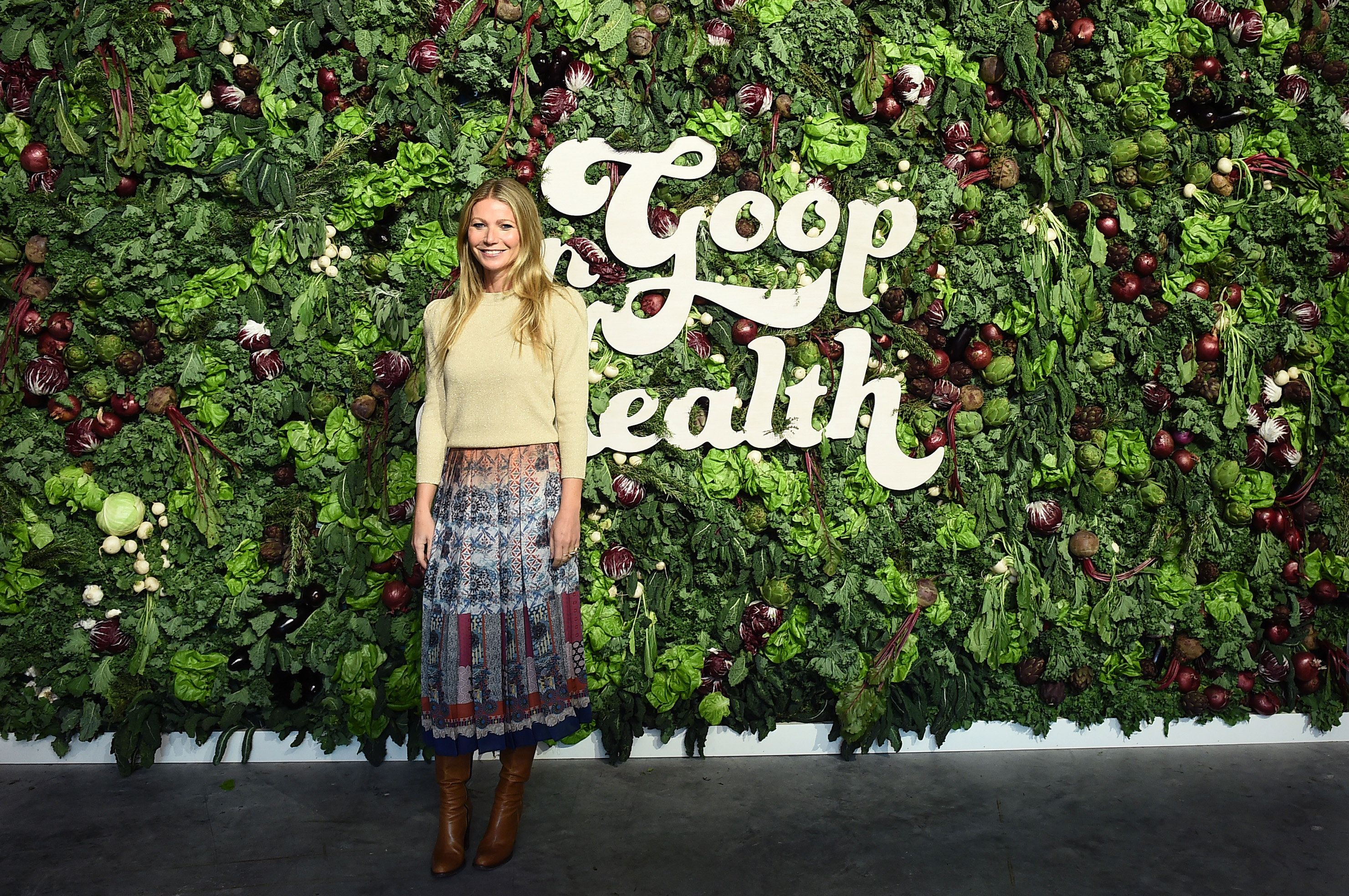 Gwyneth Paltrow's Goop Slammed For Telling Women How To Be Their 'Leanest Liveable