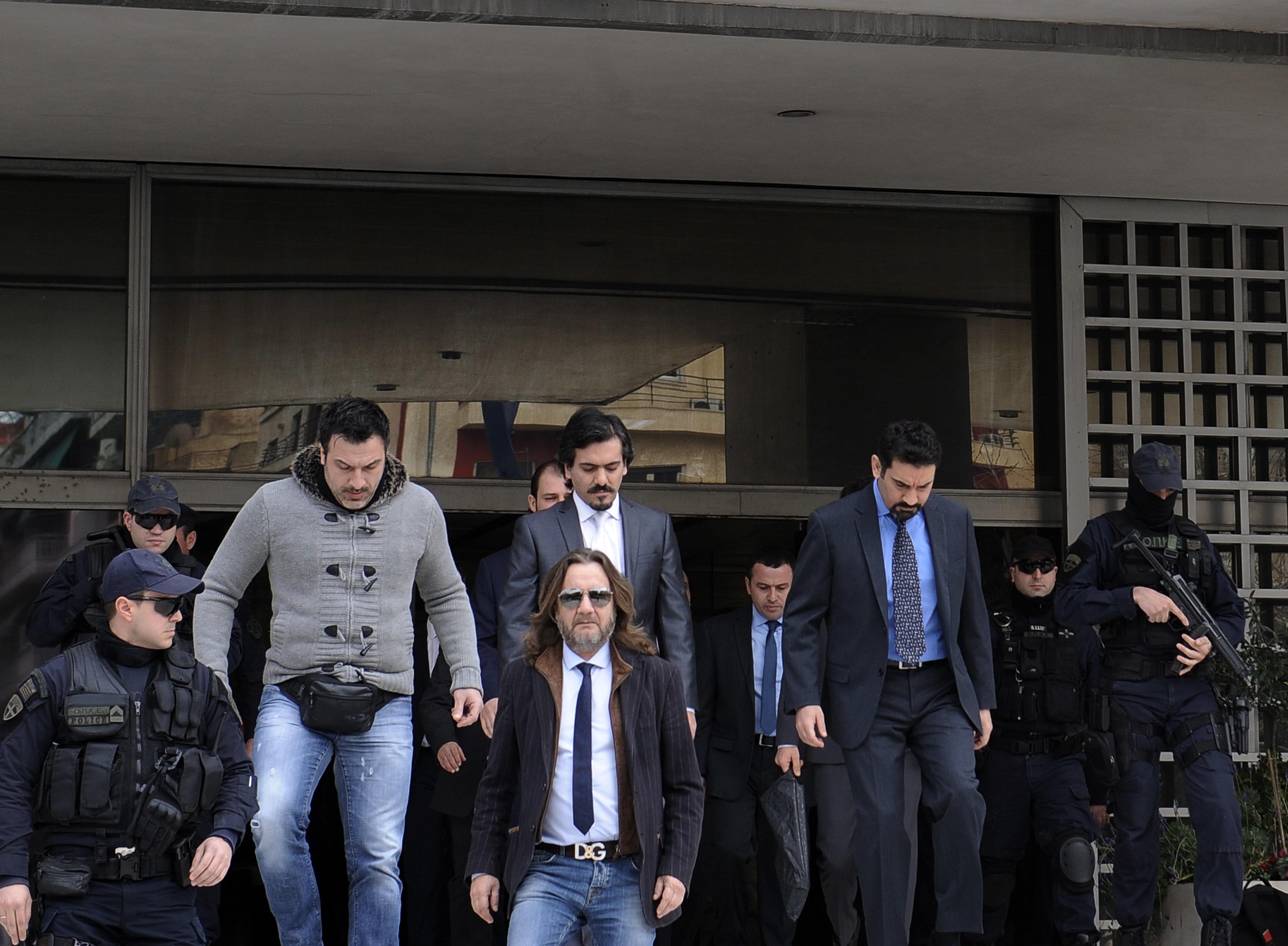 Στο ΣτΕ καταφεύγει ο Τούρκος αξιωματικός στον οποίο έχει χορηγηθεί