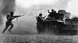 Βίντεο: Ο Δεύτερος Παγκόσμιος Πόλεμος μέρα με τη μέρα πάνω σε έναν