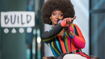 NEW YORK, NY - FEBRUARY 07:  Amara La Negra visits Build Series to discuss 'Love and Hip Hop Miami' at Build Studio on February 7, 2018 in New York City.  (Photo by Mike Pont/Getty Images)