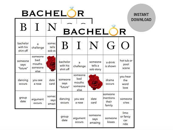 "Get it <a href=""https://www.etsy.com/listing/573437946/the-bachelor-bingo-game-ladies-night-out?ga_order=most_relevant&ga"