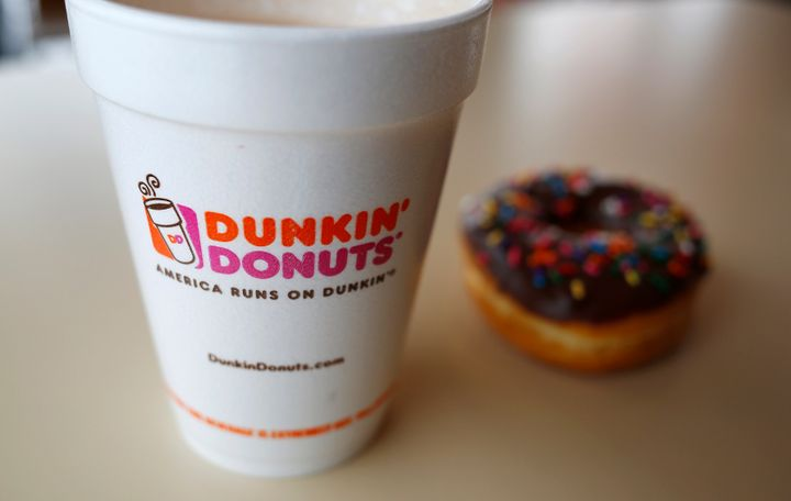 d5bf9074a7c Dunkin' Donuts Plans To Finally Get Rid Of Foam Cups By 2020 | HuffPost