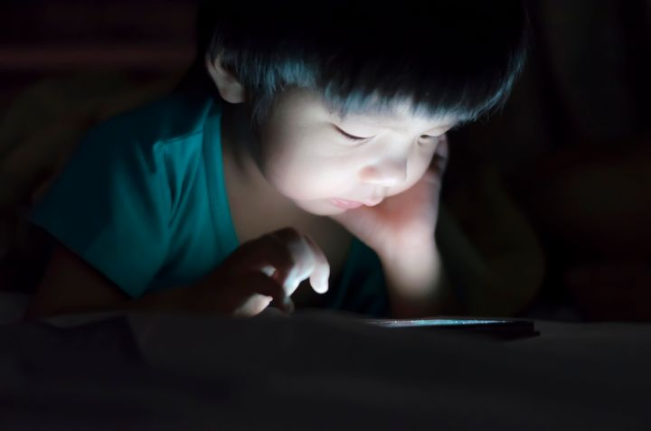 The American Academy of Pediatrics has some screen time recommendations for kids, but how do tech professionals handle the issue?