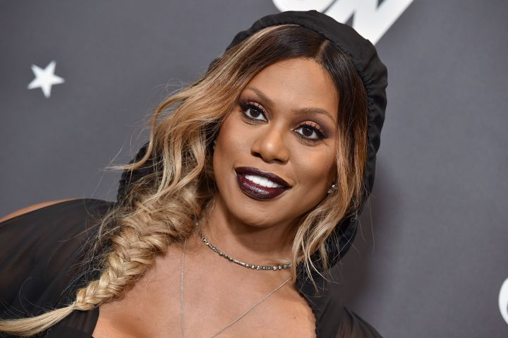 """I internalized a tremendous amount of transphobia,"" Laverne Cox said."