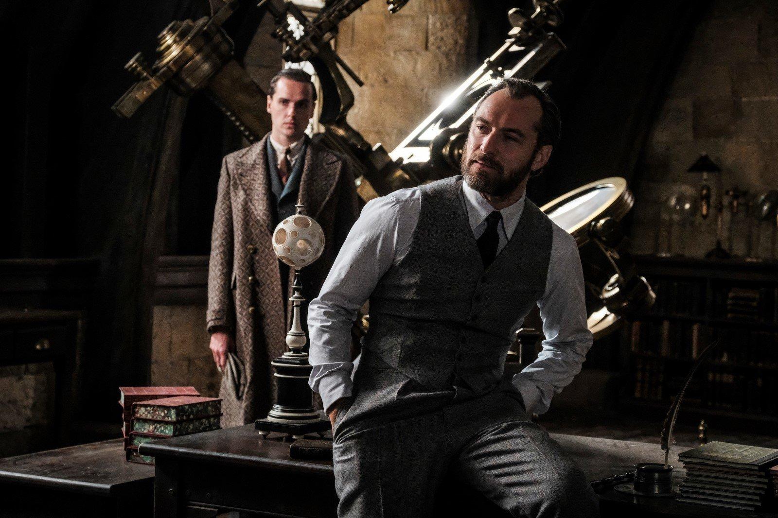 Los fans de Harry Potter se merecen un Dumbledore abiertamente