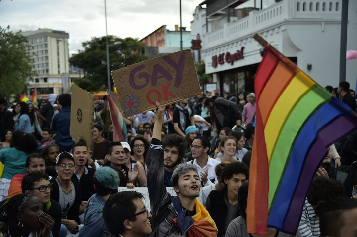 Gay Men In Ecuador Are Being Beaten And Raped To 'Cure' Them