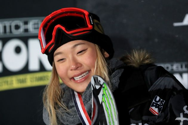 Chloe Kim could become the youngest American to win an Olympic medal in