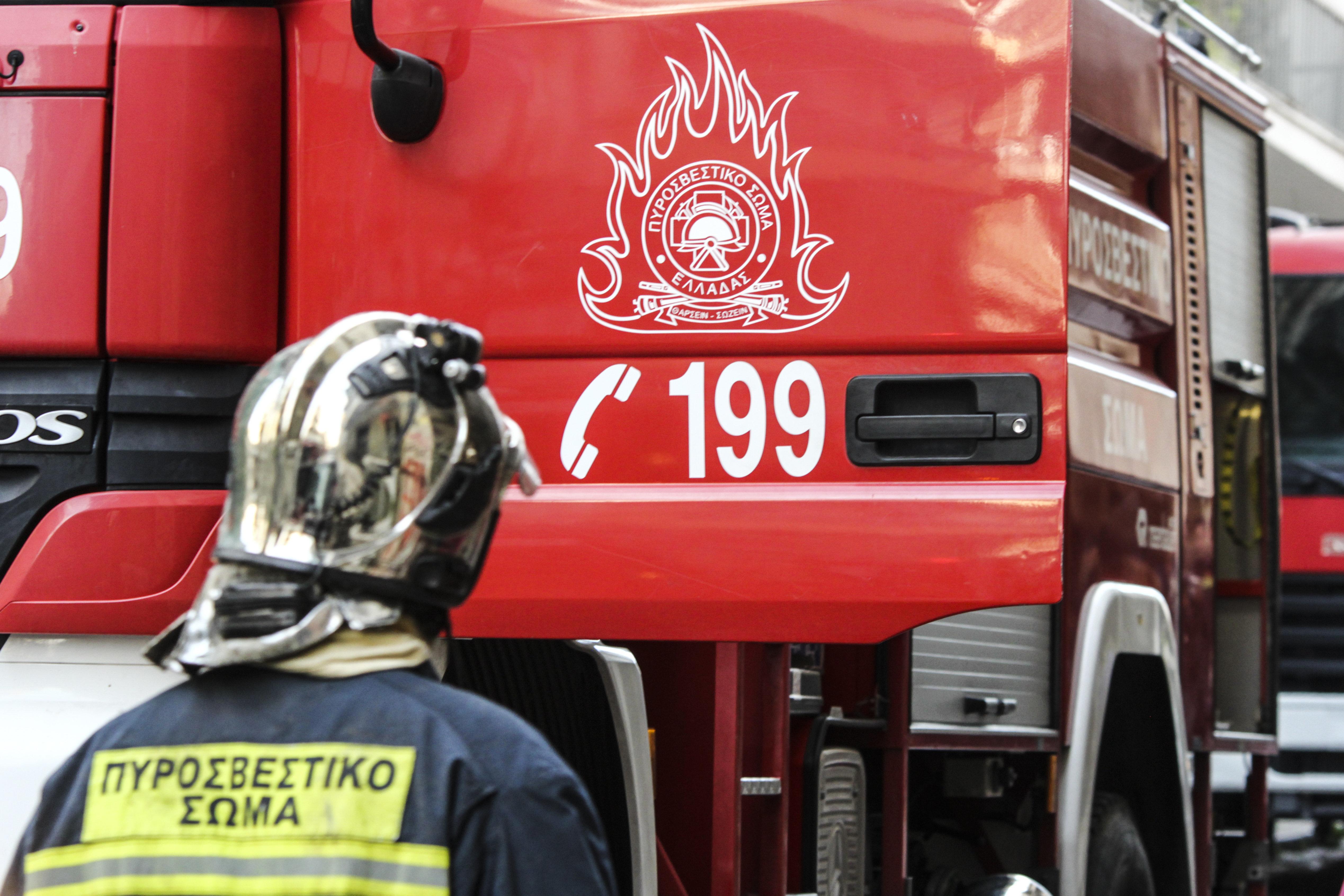 Νεκρός 57χρονος έπειτα από πυρκαγιά σε μονοκατοικία στον