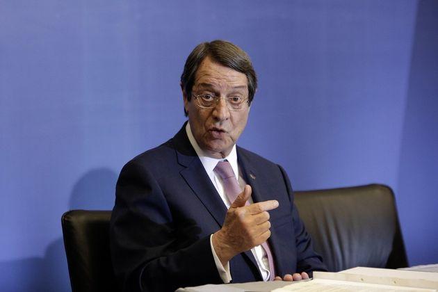 Αναστασιάδης: Είμαστε σε στενή συνεργασία με την Ελλάδα για ΑΟΖ, Κυπριακό, και