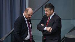 Εμφύλιος στο SPD: Σφοδρή επίθεση Γκάμπριελ στον Σουλτς για τον αποκλεισμό του από τη νέα