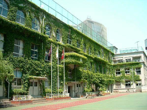 일본 긴자 공립초교 교복 '80만원짜리