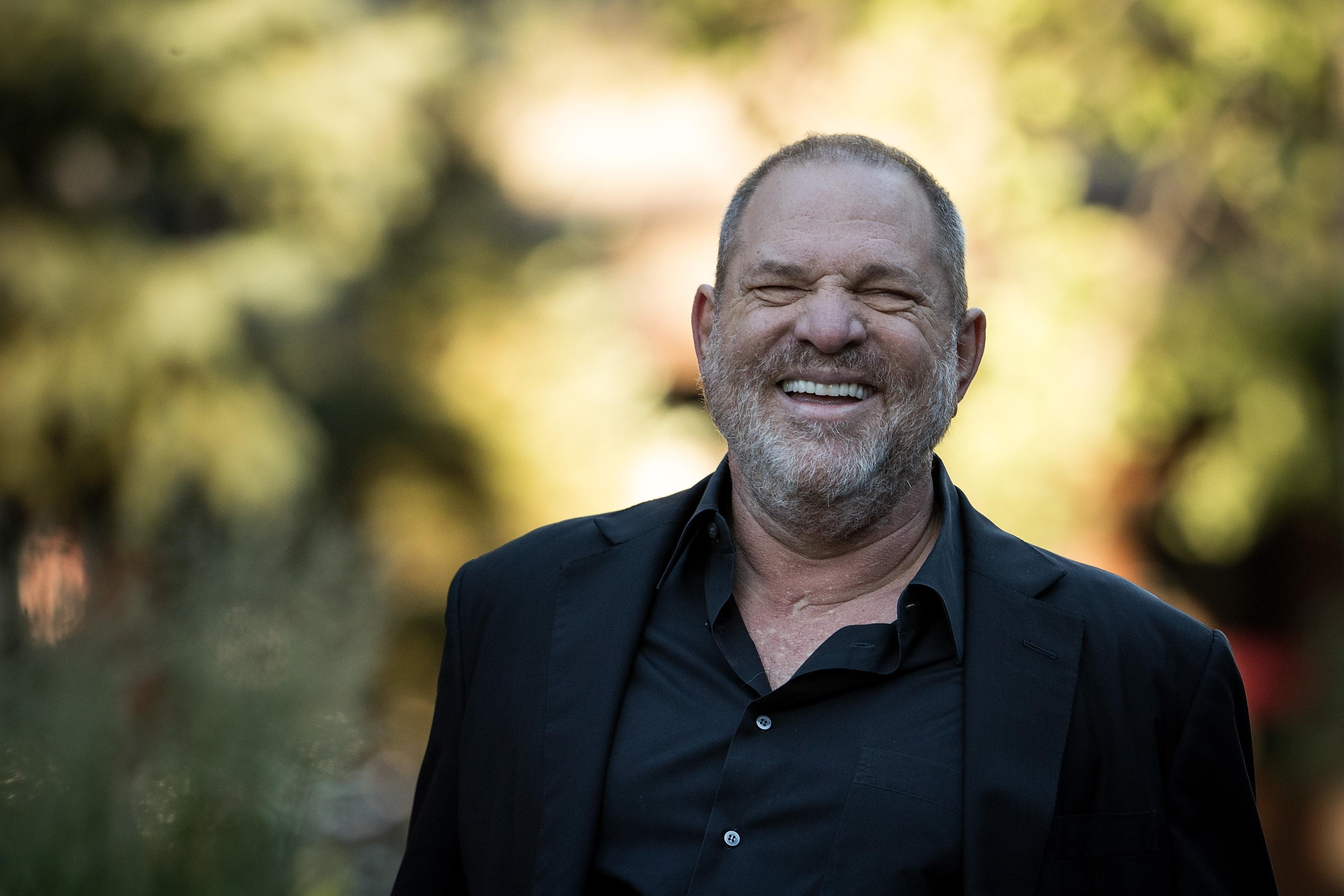 Tρεις μηνυτήριες αναφορές σε βάρος του Harvey Weinstein στα χέρια της