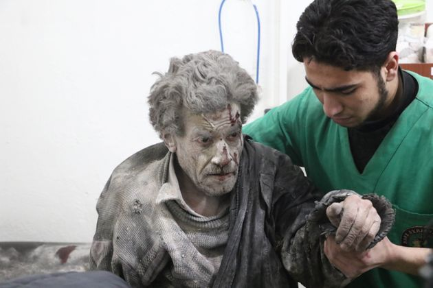 Συρία: Καταιγισμός πυρός σε θύλακα των ανταρτών. Πάνω από 220 άμαχοι νεκροί σε 4