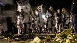 Παρ' ολίγο τραγωδία στο καρναβάλι της Λεμεσού: Οδηγός μαχαίρωσε και παρέσυρε πεζούς που τον εμπόδιζαν να