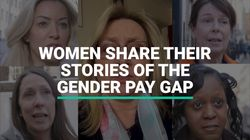 Women Share Their Stories Of The Gender Pay Gap