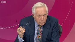 'Boring!': David Dimbleby Wins Cheers For Shutting Down Terry Christian On Question