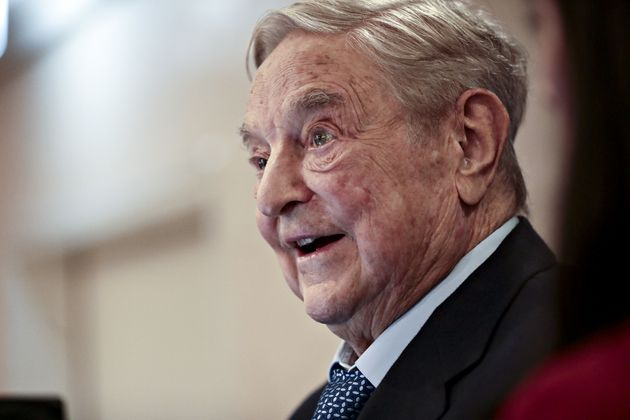 George Soros donated to Best for Britain via his one of his foundations, The Open Society