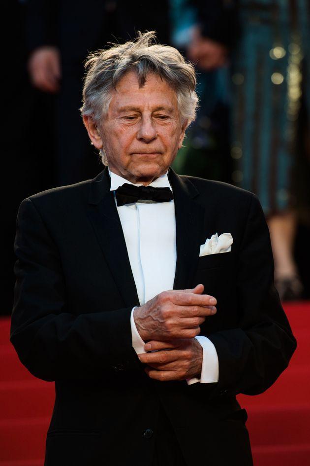 Roman Polanski in Cannes last