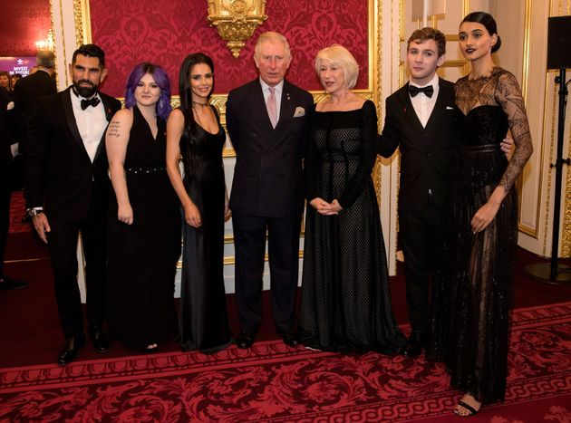 Cheryl Breaks Cover For Prince Charles Charity Gala, As She Gears Up For Return To