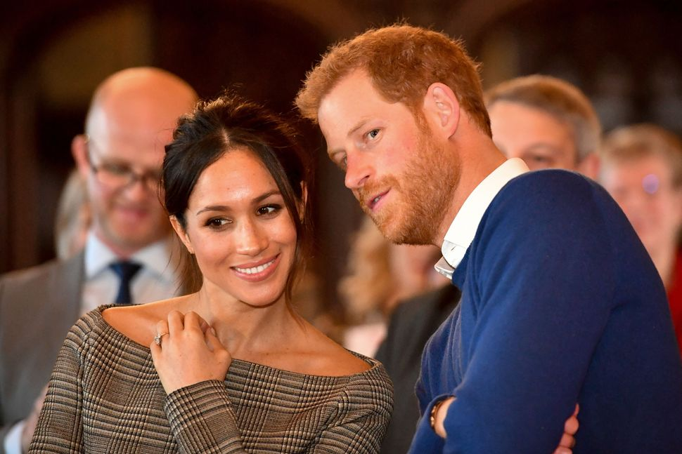Another toaster for Harry and Meghan?